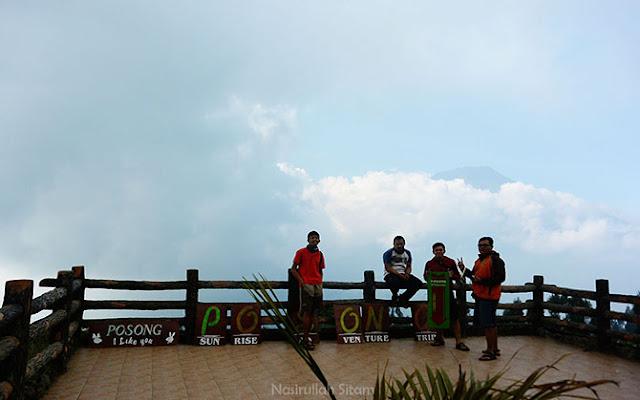 Spot foto di Posong, Temanggung
