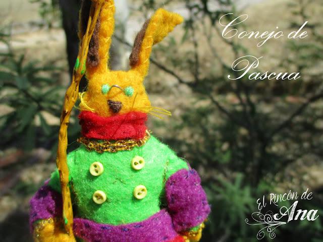 Catarinas de papel y El conejo de pascua