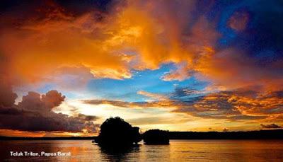 Teluk Triton Papua