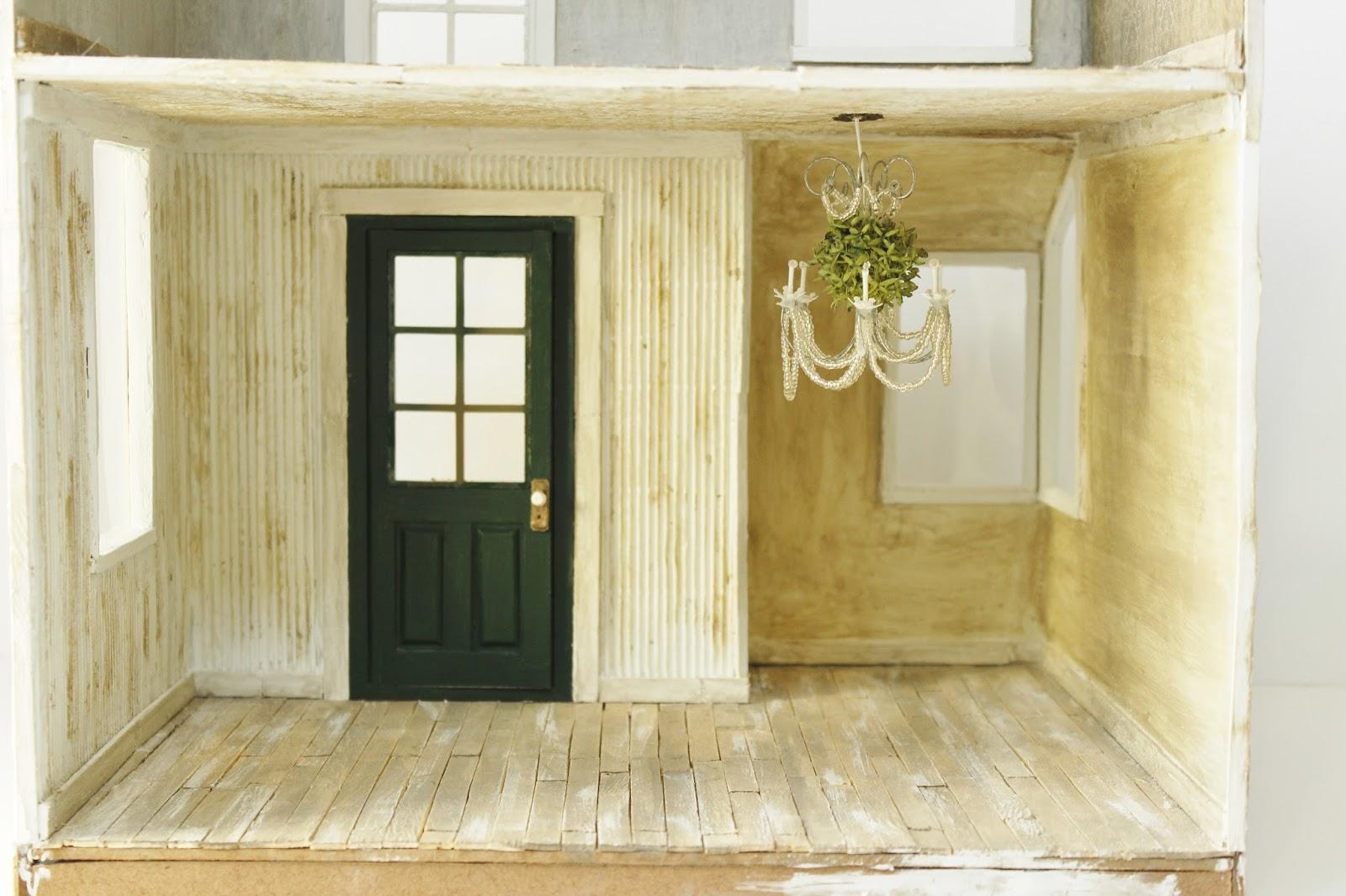 Cinderella Moments: Brummies Hollow Custom Dollhouse