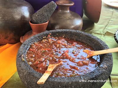 El Molcajete un símbolo de la Cocina Mexicana