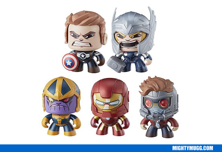 Marvel Mighty Muggs Wave 3 2018