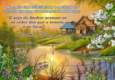 Resultado de imagem para salmo 34