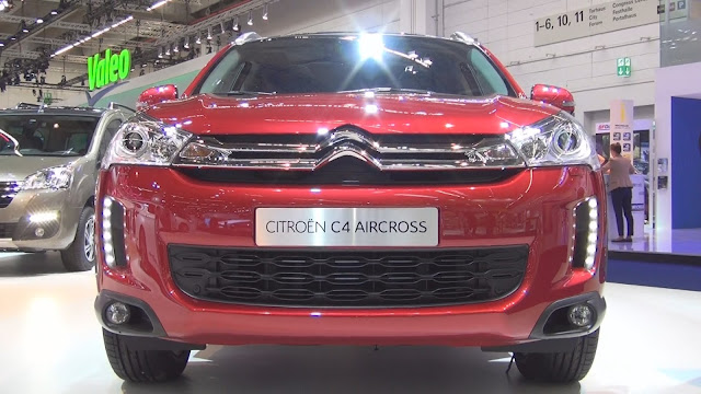 2016 Citroën C4