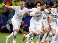 PES 2017 Real Madrid & PSG Goal Song dari Mauri_D