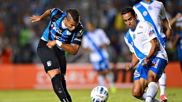 Queretaro vs Puebla en vivo Copa MX Apertura 2016