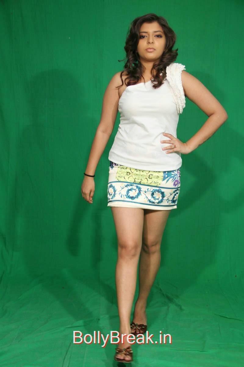 Telugu Actress Sridevi, Hot HD Pics Of Sridevi From Romantic Target Movie