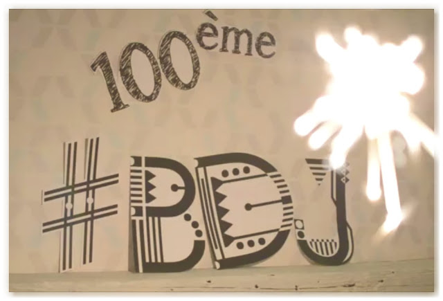 on fête le 100ème bijou du jeudi