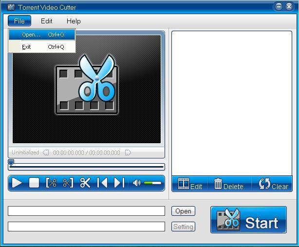 برنامج قص الفيديو للكمبيوتر والموبايل