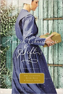 An Amish Christmas Gift by Amy Clipston, Ruth Reid, and Kelly Irvin