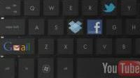 Scorciatoie e tasti veloci per Facebook, Gmail, Youtube, Twitter e Dropbox