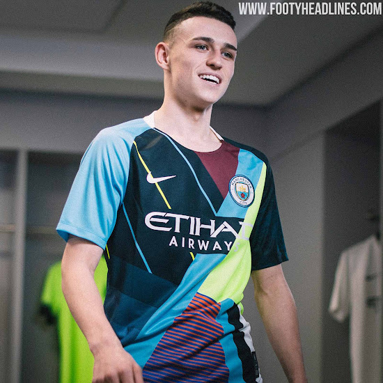 53a1cd7b2 Nike Manchester City  Celebration  Mashup Jersey Released - Footy Headlines