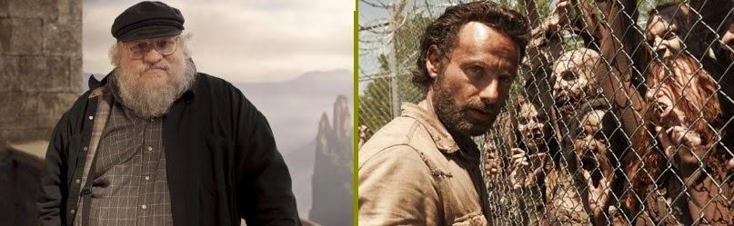 George R.R. Martin The Walking Dead