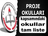 proje okulları