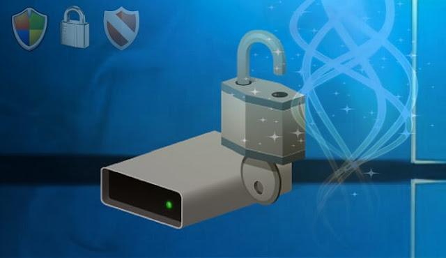 شرح تفعيل وتعطيل Bitlocker على ويندوز 10 تشفير وحماية الملفات