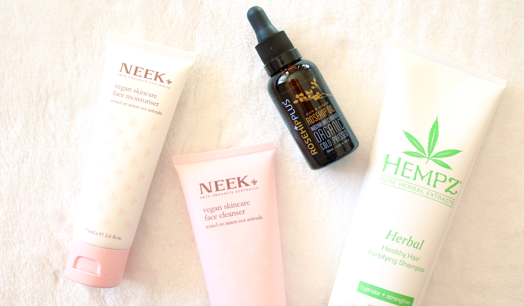 4 Vegan Beauty Buys To Try From Hempz, NEEK and RosehipPLUS #Veganuary