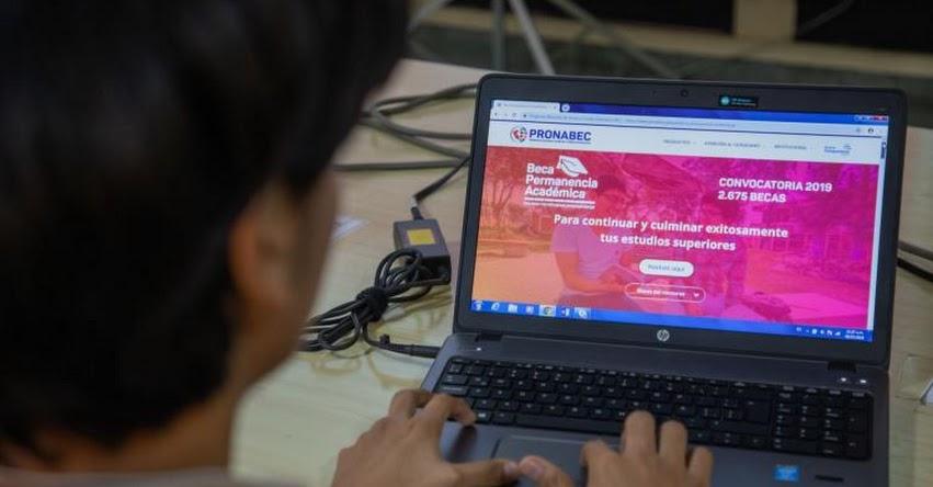 PRONABEC amplía a 6 mil las becas para talentos de universidades públicas - www.pronabec.gob.pe