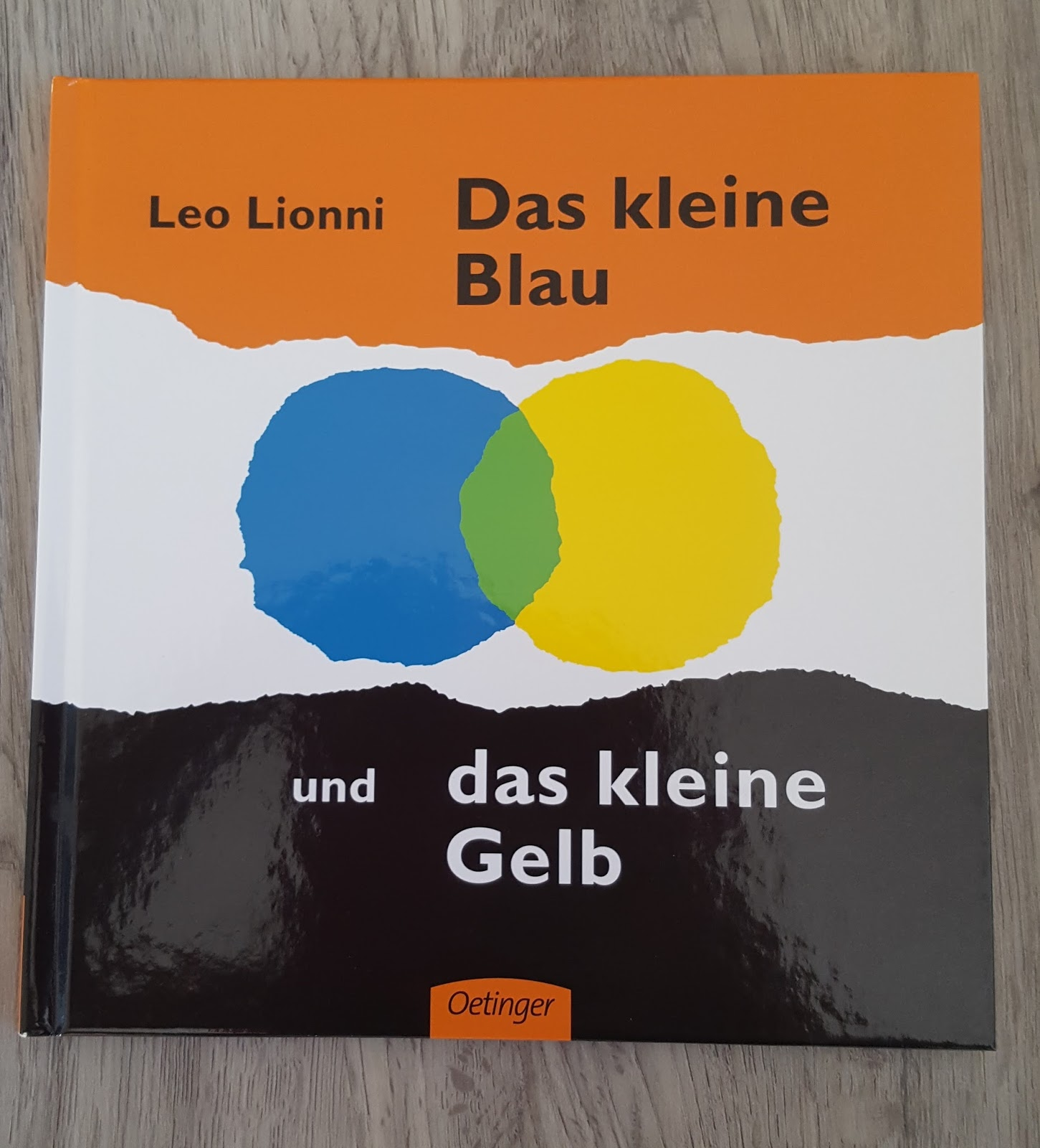 """Grundschultante: Bilderbuch """"Das Kleine Blau Und Das"""