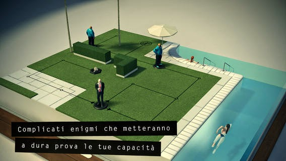 -GAME-Hitman GO