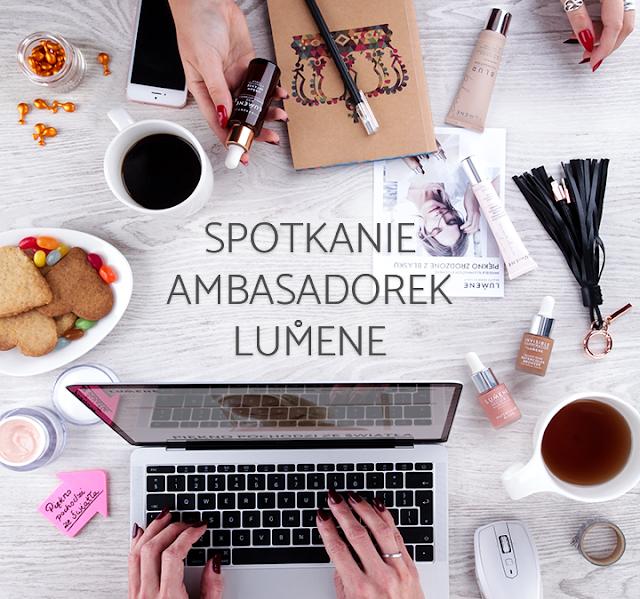 Spotkanie Ambasadorek Lumene, Sopot 7-8.10.2017