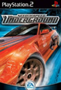 Need For Speed Underground 1 | PS2