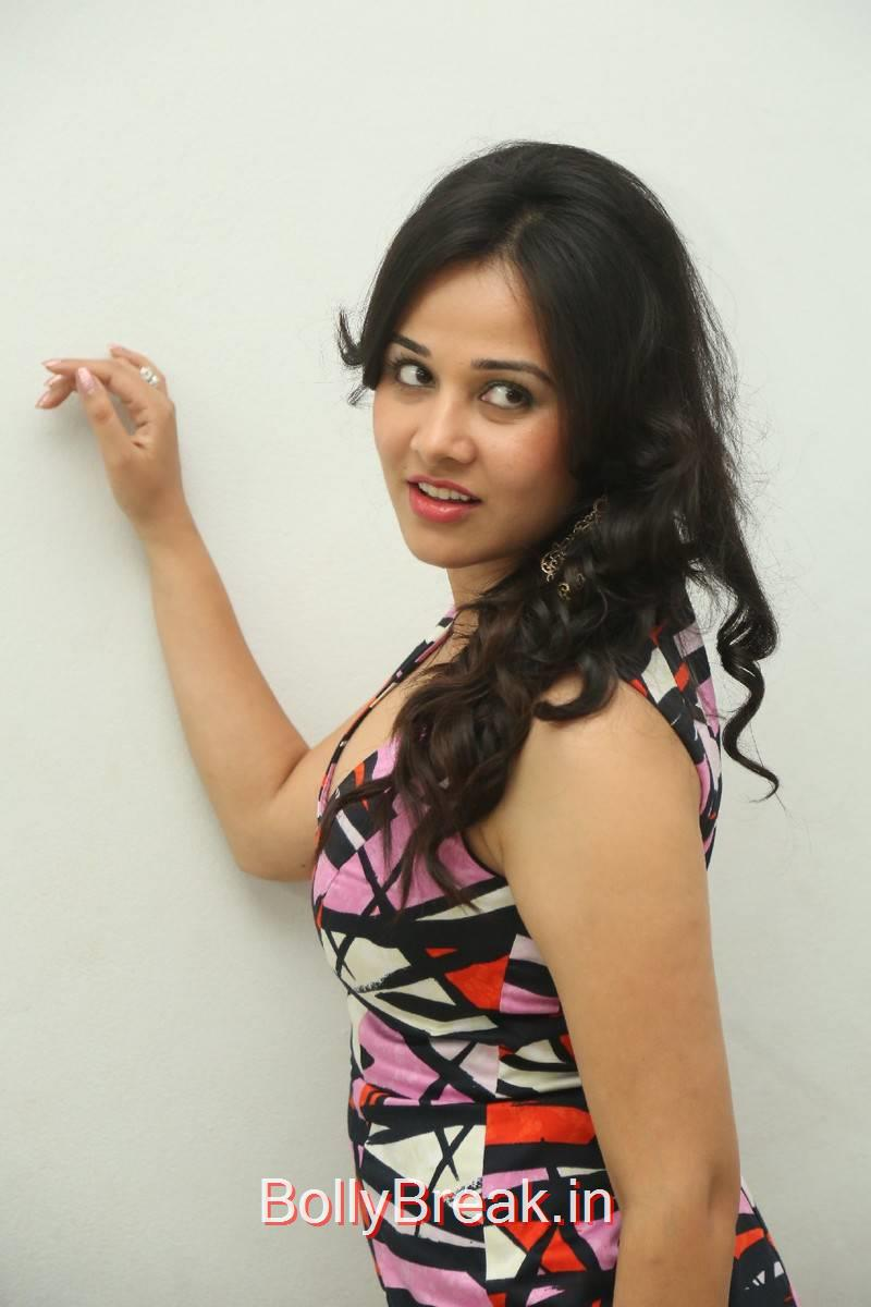 Nisha Kothari Unseen Stills, Hot Pics of Nisha Kothari  from Criminals Movie Teaser Launch
