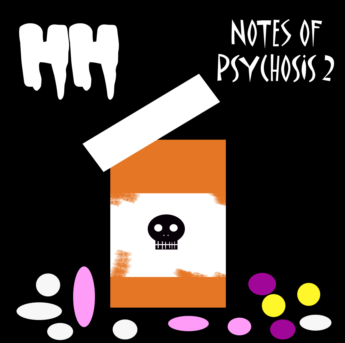 notes of psychosis 2 - Ultimate Guitar