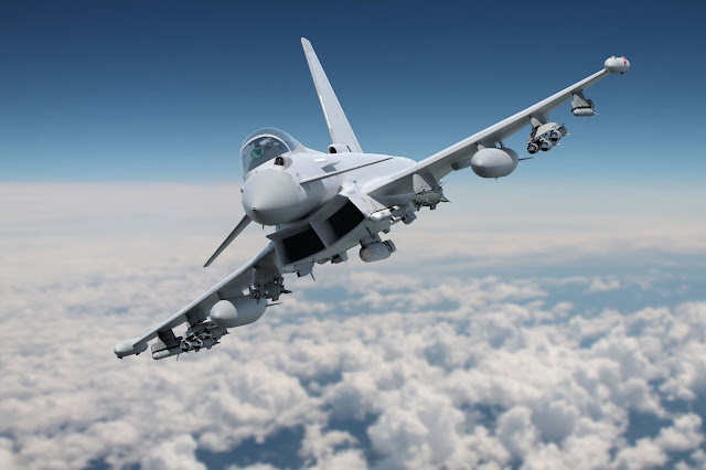 Eurofighter αγοράζει το Κατάρ! Αναμένονται αντιδράσεις λόγω εμπάργκο