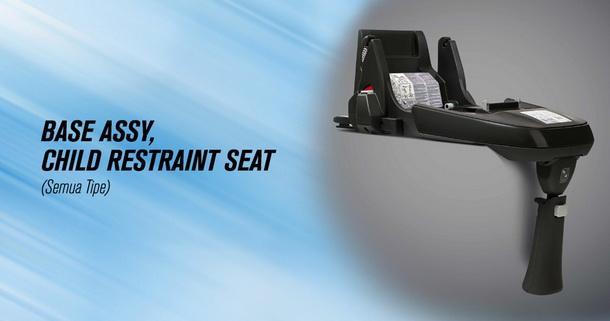 Base Assy Child Restraint Seat