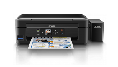 Epson L486 Printer Driver Download