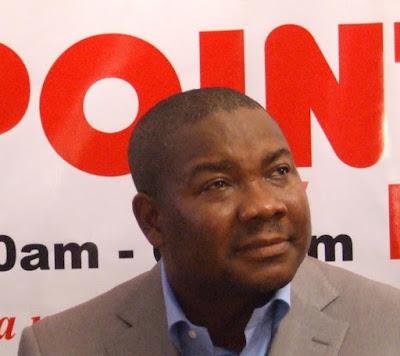 Ade bendel Nigerian fraudster