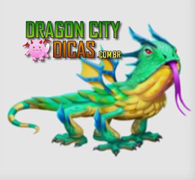 Dragão Lagarto - Informações