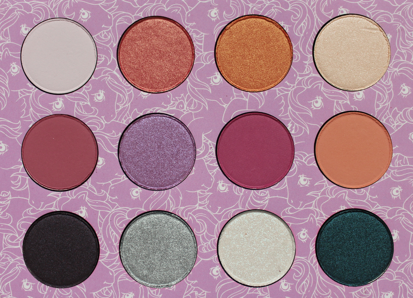 COLOURPOP | My Little Pony Collection - Review + Swatches - CassandraMyee