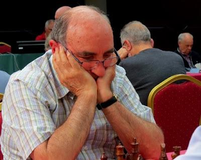 El ajedrecista Isidre Grau Brumós