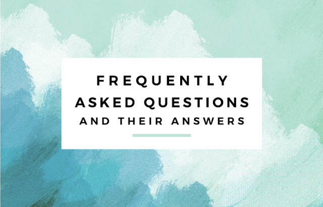 Frequently Asked Questions - and their Answers! Eliza Ellis