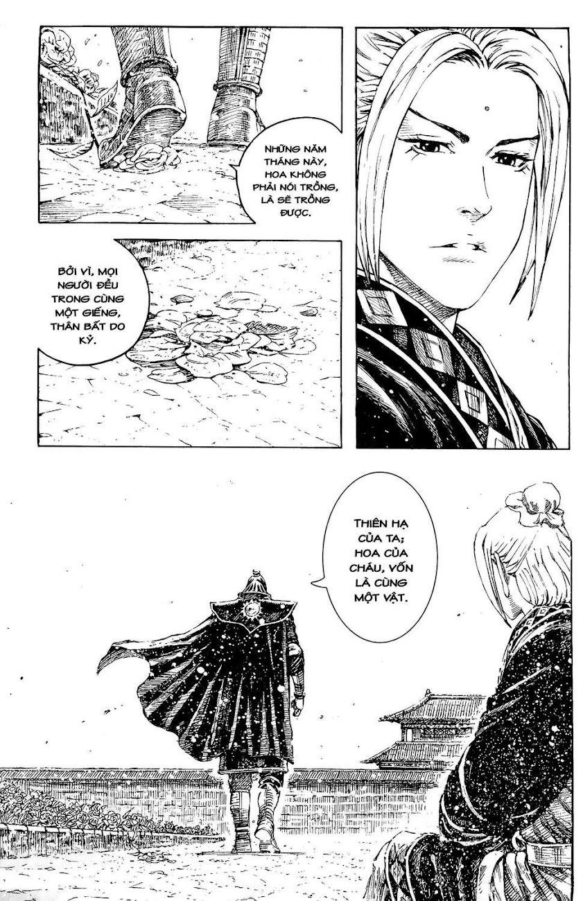 Hỏa phụng liêu nguyên Chương 351: Ma vương hoàn mộng [Remake] trang 13