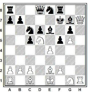 Problema ejercicio de ajedrez número 725: Wenche - Donner (Buenos Aires, 1978)