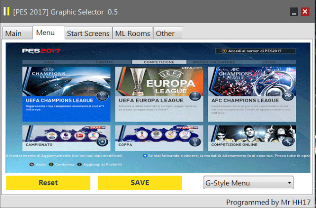 Dream Patch Tool Selector - cosoft-nisoft