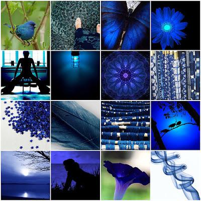 Színek jelentései: Indigó kék (Királykék)