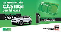 Castiga 1 Volvo XC 40 + 1 iPhone XS