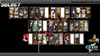 Naruto Senki Special Sprite V12 by Bahringothic Apk