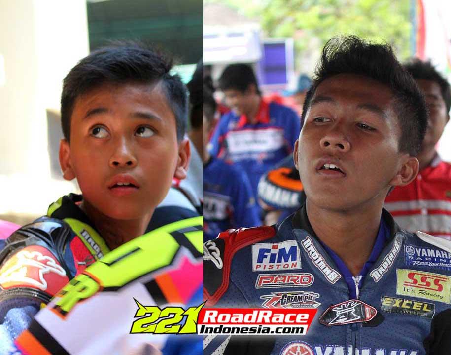 RAMADHIKA Putra Anugrah, Ancaman Serius Motoprix 2016 Region Jawa