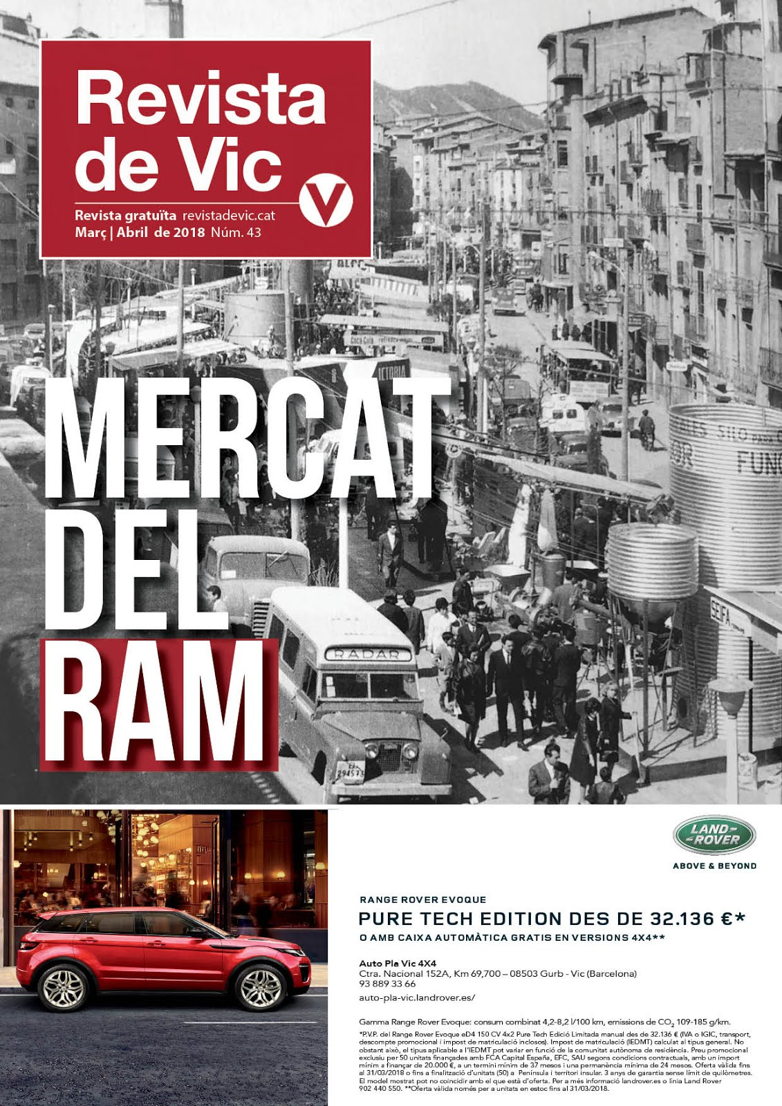 REVISTA DE VIC NÚMERO 43