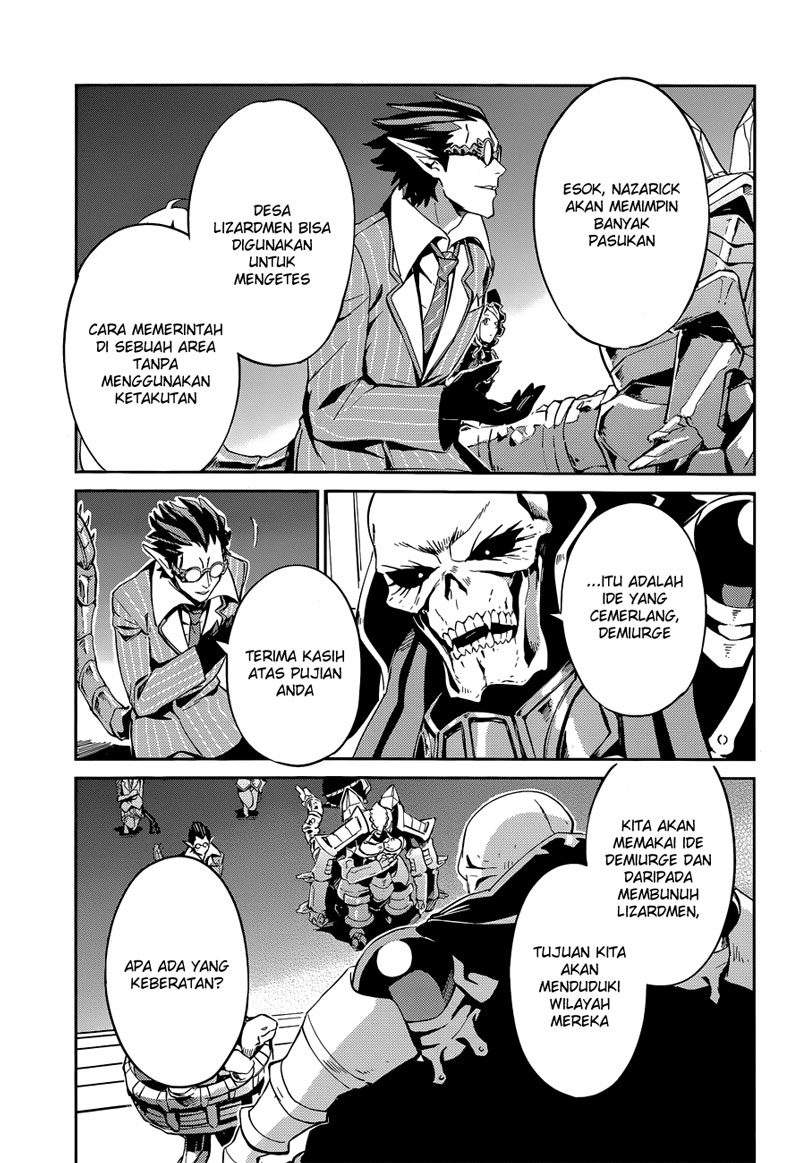 Komik Overlord chapter 23 Bahasa Indonesia