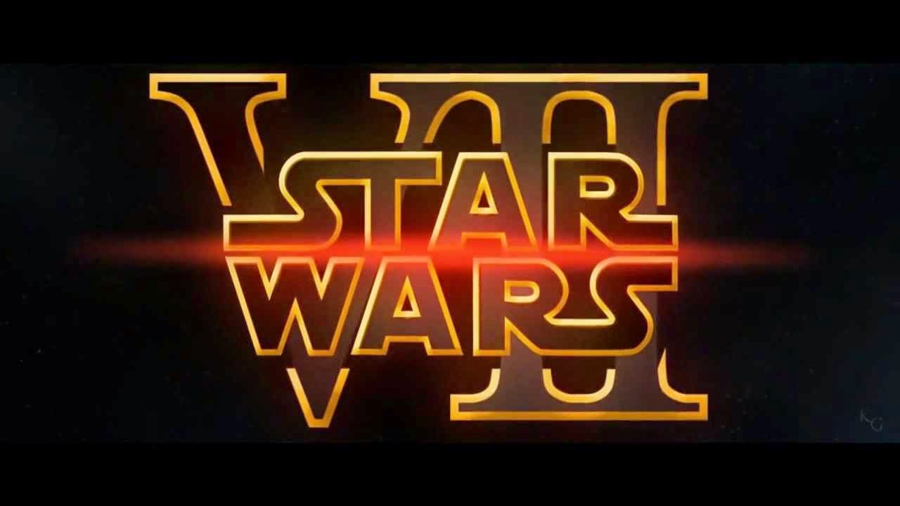 Star Wars Episode 7 logo title screen Ancient Fear wallpaper