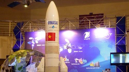 VinaSat1 Vệ tinh Viễn thám đầu tiên của Việt Nam
