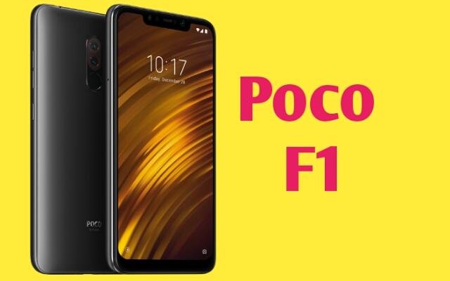 Poco F1 review 2018