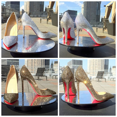 Christian Louboutin Heels from Instagram