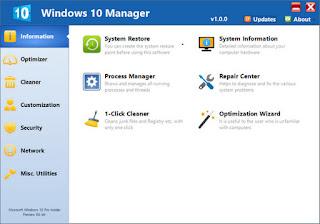 Yamicsoft Windows 10 Manager 2.0.2 Final Full Keygen