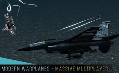 Download Modern Warplanes Apk v1.1 Mod (Free Shopping) 3